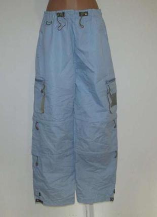Спортивные штаны - бриджи expedition, в поясе 37-54 см, как но...