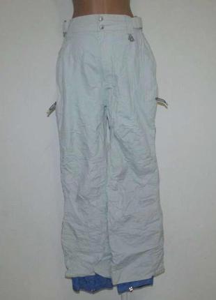 Лыжные штаны rip curl mountain, утепленные, в поясе 34-42 см, ...