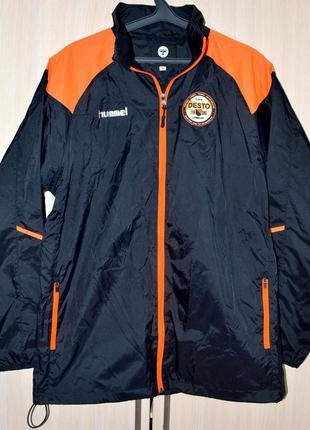 Куртка-ветровка hummel® original l сток ly66