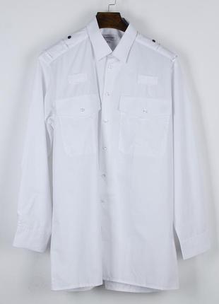 Оверсайз белая рубашка, стильная рубашка большая, женская руба...