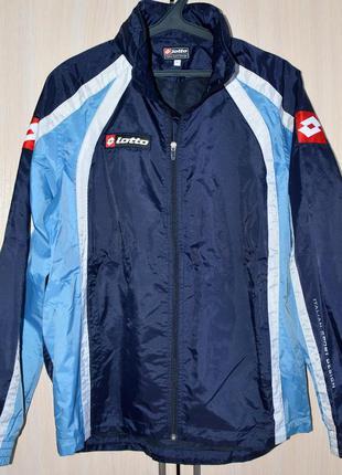 Куртка-ветровка lotto® original l сток ly66