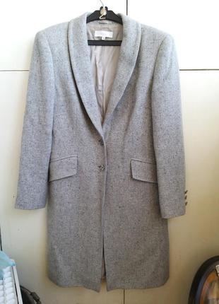 Весеннее облегчённое пальто escada кашемир
