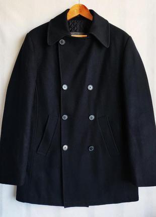 Пальто шерстяное return