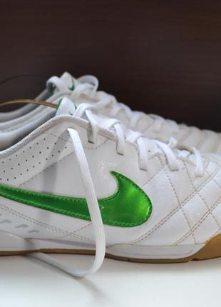 Nike tiempo 38р футзалки залки бампы бутсы