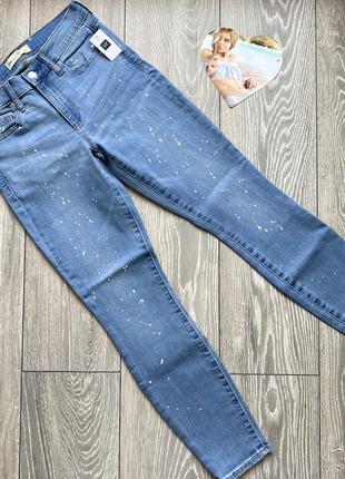 Идеальные джинсы скинни gap 25, 26 r