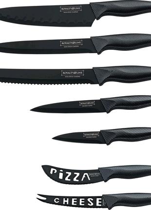 Набор ножей Royalty Line RL-CB7