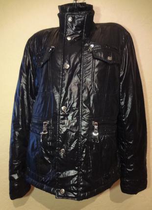Мужская демисезонная куртка zara размер l