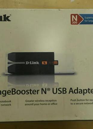 D-link dwa-140 wi-fi USB-адаптер на 300Мбит/с