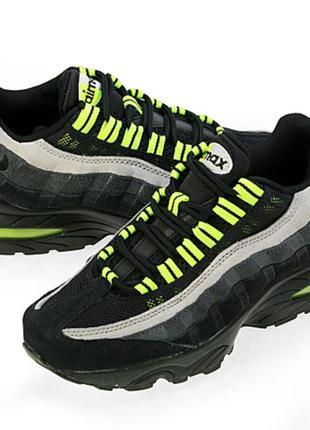 Оригинал кроссовки новые nike air max 95 женские