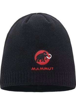 Зимние шапки mammut оригинал