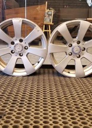 Оригинальные Диски Mercedes R16
