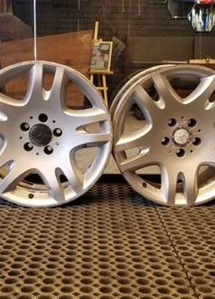 Диски Mercedes R17 Оригинальные