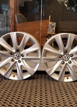 Оригинальные Диски VW Tiguan R17