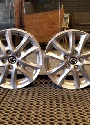 Оригинальные Диски Mazda R16