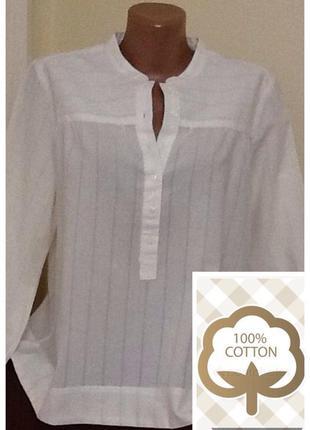 Брендовая блуза-рубашка от levis