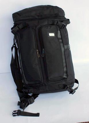Рюкзак, сумка, сумка-рюкзак,черный рюкзак, спортивный рюкзак, ...