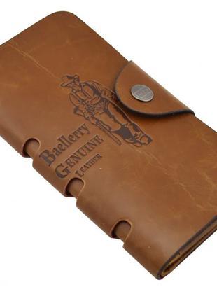Портмоне Baellerry Genuine Leather, кошелек, екошкіра, гаманець