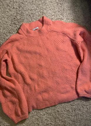 Шерстяной свитер cubus