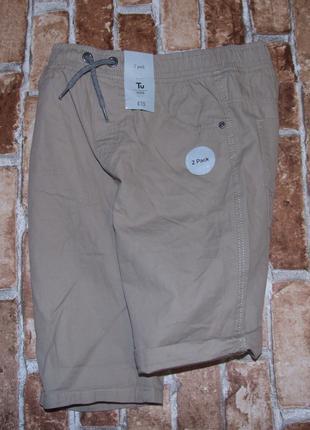 новые шорты мальчику бермуды 10 лет большой выбор