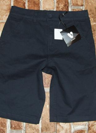 Новые шорты мальчику нарядные бермуды 11 лет