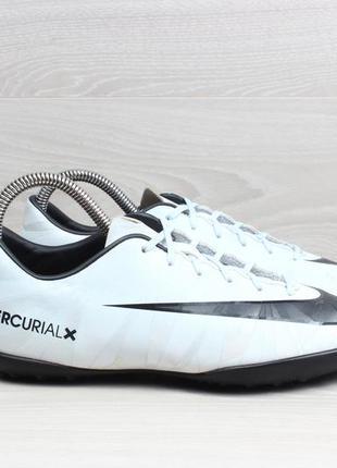 Футбольные сороконожки / бампы nike mercurial x, размер 37 - 38