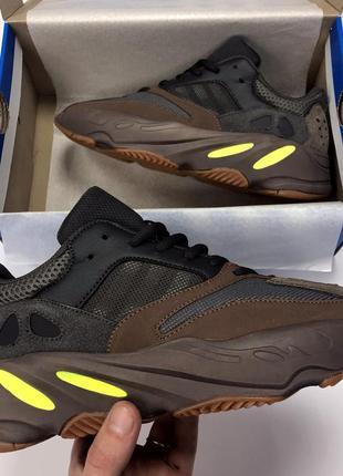 Кроссовки мужские adidas yeezy boost 700.купить адидас изи бус...