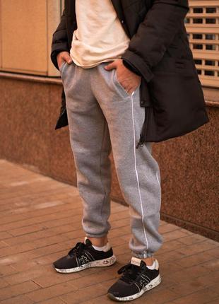 Штаны теплые sektor new спортивки мужские брюки зимние недорого