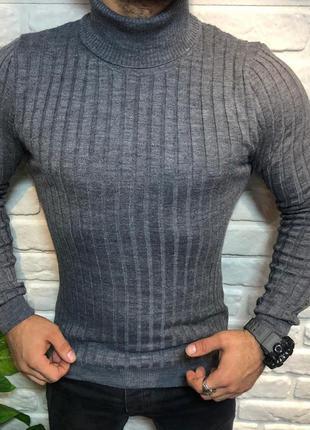 Гольф мужской new недорого свитер