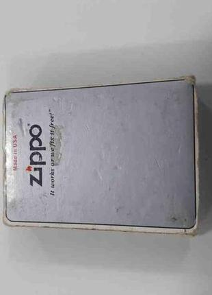 Зажигалка Zippo бензиновая
