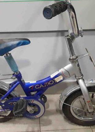 Салют детский велосипед