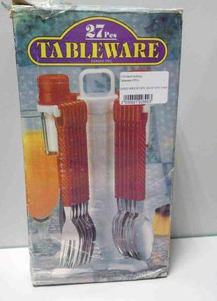 Набор столовых приборов Tableware 27Pcs