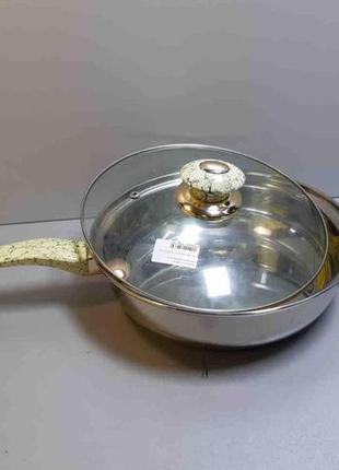 Сковорода нержавейка 24 см