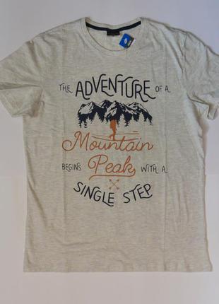 18-66 чоловіча футболка мужская футболка pepco