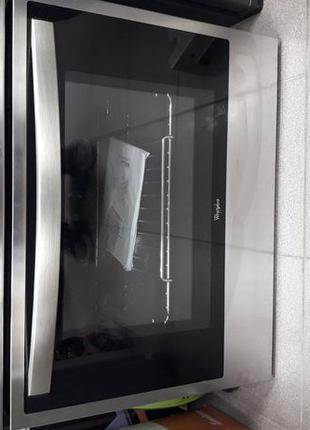 Шкаф духовка электрическая Whirlpool AKP 402 IX