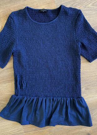Синя футболка, синяя футболка, трендова футболка 2020, модний ...
