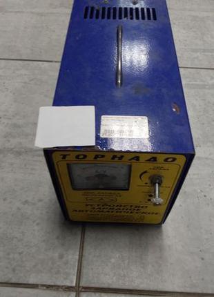 Зарядное устройство ЗУ.16-6 Торнадо 6А