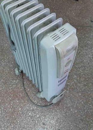 Масляный обогреватель DeLonghi KH 770920