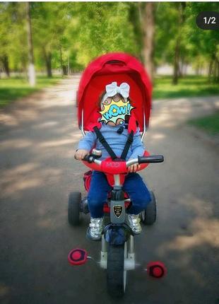 Велосипед универсальный modi T500  6-в-1 с функциями коляски