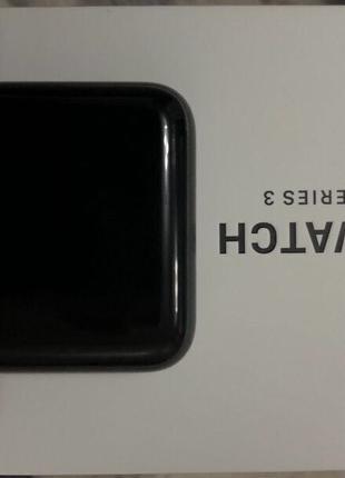 Apple Watch 3 42mm в отличном состоянии!