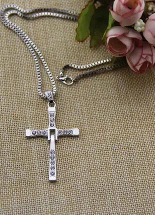 Крест Доминика Торетто (Серебряный крест Торетто) опт+розница