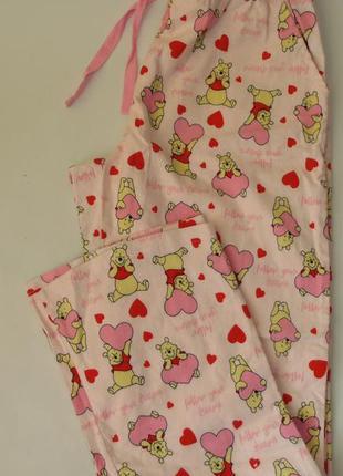 Пижамные штаны байка primark love to lounge англия