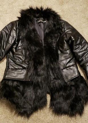 Эффектная куртка