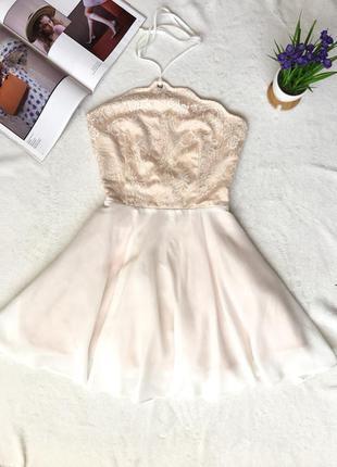 Распродажа!🔥вечернее платье prettylittlething , коктейльное, в...