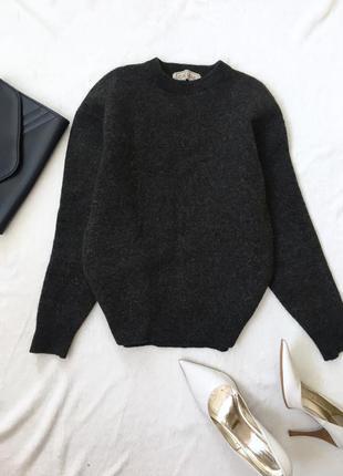 Шерстяной свитер cap lane