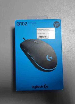 Мышь Logitech G102 Prodigy Gaming Mouse Black USB