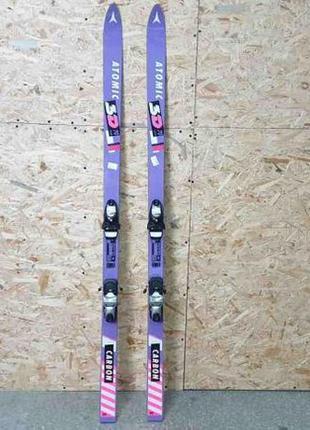 Горные лыжи Atomic 3D System 70 Carbon