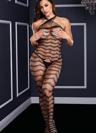 5-83 сексуальная боди-сетка в коробке бодистокинг