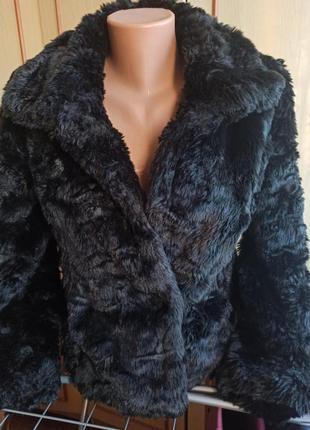 Шубка эко шуба куртка