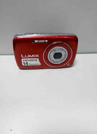 Фотоаппарат Panasonic Lumix dmc-s3 14.5 MP