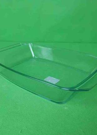 Форма для запекания стеклянная 20х30х6 см